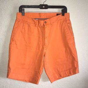 RALPH LAUREN POLO • Classic fit tangerine men's